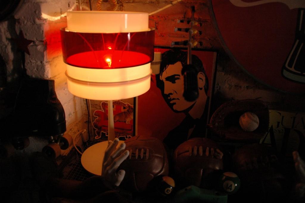Lampara 80s la f brica vintage - Fabrica tu lampara ...