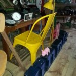 Silla Tólix amarilla