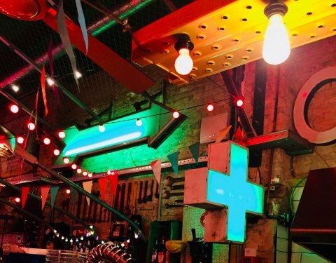 Proyecto La FABrica Bar