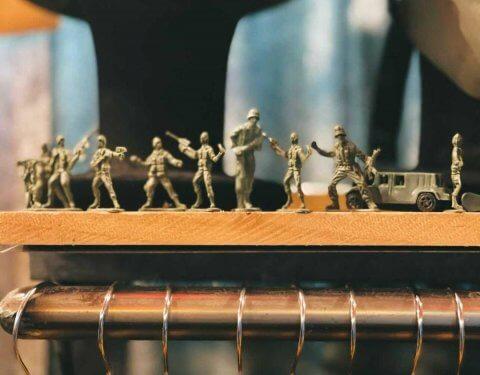 Proyecto Tienda Mil Bombas Vintage Militar C/ del Mar, 23