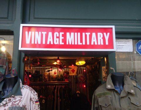 Proyecto Tienda Ropa Vintage