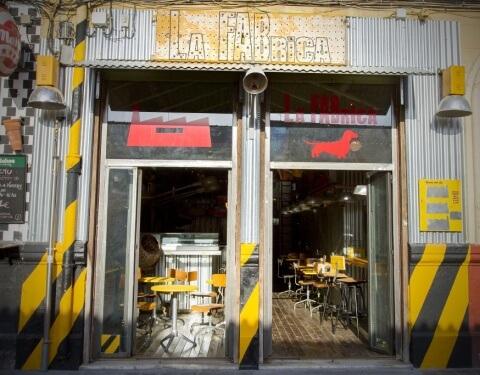 Proyecto La FABrica Bar-Restaurante